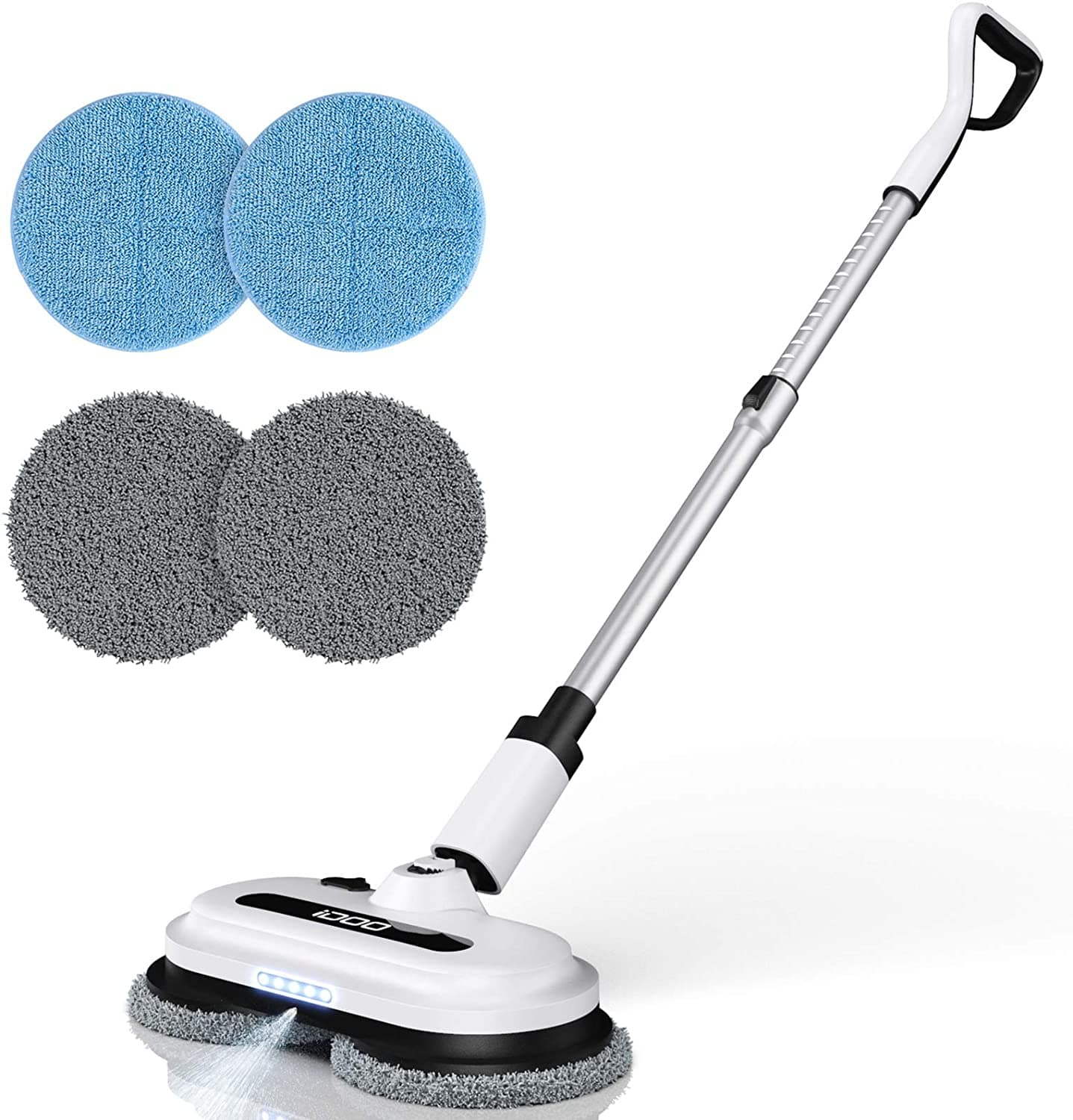 IDOO Cordless Electric Spin Mop