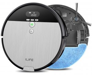ILIFE V8s 2-in-1 Robot Vacuum and Mop
