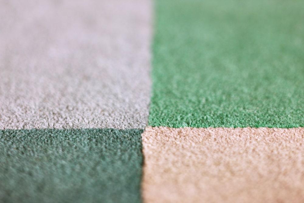 carpet tiles in different colours