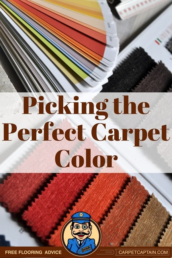 Pick Your Favorite Color And It Might Make An Ugly Carpet Or Maybe