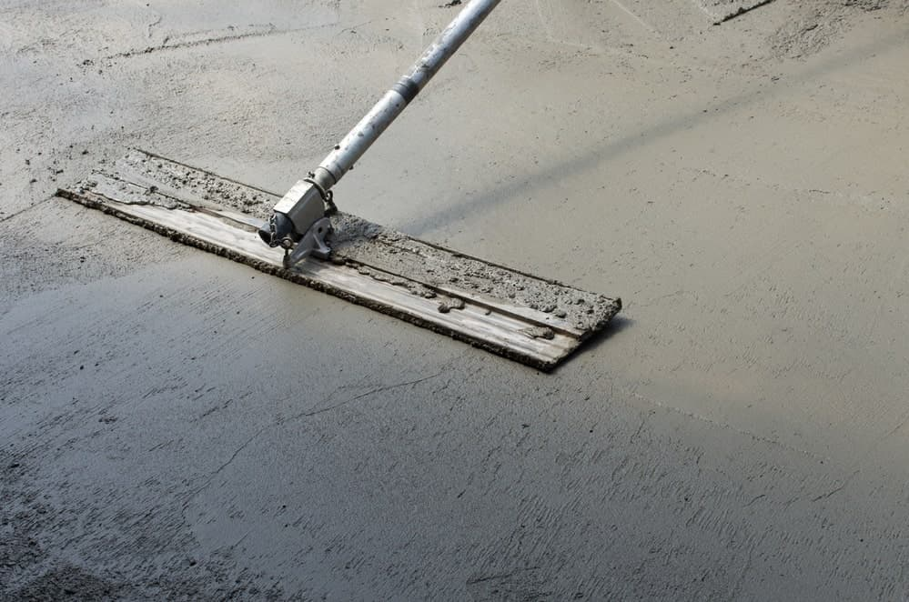 pure concrete flooring